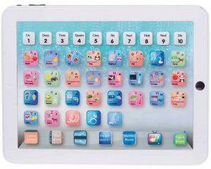 WONDER KIDS - tablette bilingue pour enfant francais anglais 24, - Giocattolo Prima Infanzia