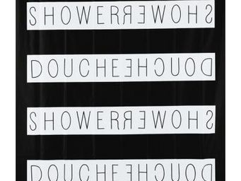 Opportunity - rideau de douche shower - couleur - noir - Tenda Per Doccia