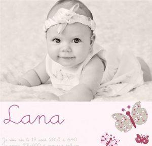 BABY SPHERE - petites ailes - Quadro Decorativo Bambino