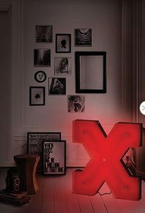 DELIGHTFULL - x - Lettera Decorativa
