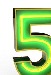 DELIGHTFULL - 5 - Numero Decorativo