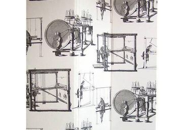 515store - paravent telares / 3 pans - Paravento Separ�