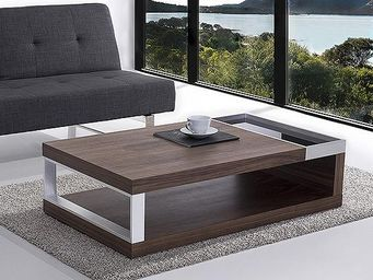 BELIANI - faro - Tavolino Rettangolare