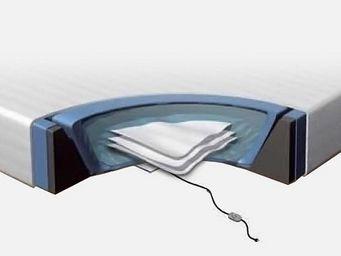 BELIANI - matelas et accessoires pour lit à eau - Letto Ad Acqua