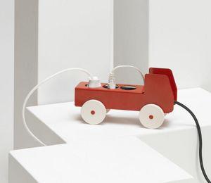Details Produkte + Ideen - plugtruck-- - Multipresa / Ciabatta Elettrica