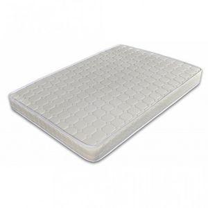 WHITE LABEL - matelas 140 x 200 17kg/m2 - Materasso In Gommapiuma