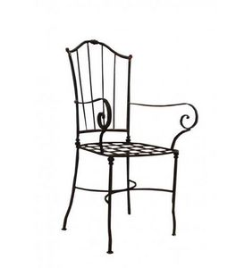 Fd Mediterranee - fauteuil 10f - Poltrona Da Giardino