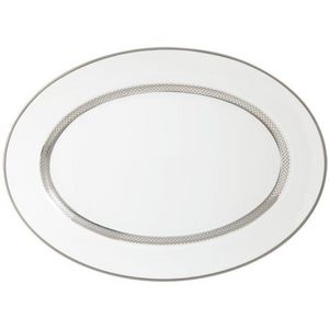 Raynaud - odyssee platine - Piatto Ovale