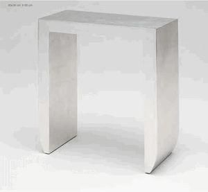 Mathi Design - console design or ou argent turia - Consolle