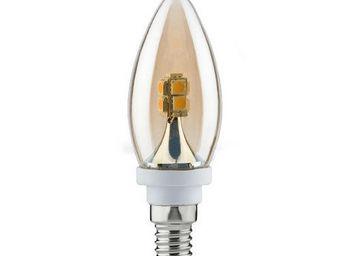 Paulmann - ampoule led flamme dorée e14 2600k 2,25w = 19w | - Lampadina A Led
