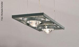 Licht im Raum - ocular 2 serie 100 - Lampada A Sospensione Per Ufficio