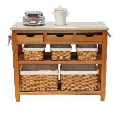Maison Strosser -  - Mobile Di Servizio Per Cucina