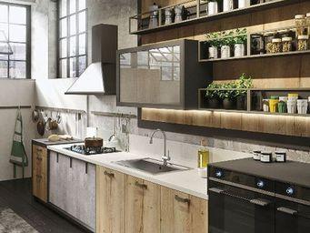 Snaidero - loft.. - Cucina Componibile / Attrezzata