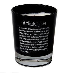 SOPHIA - scented candle #dialogue - Candela Profumata