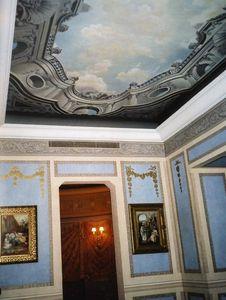 Atelier Follaco -  - Soffitto Dipinto