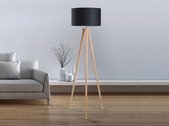 BELIANI - lampadaires design - Lampada Da Terra Treppiede