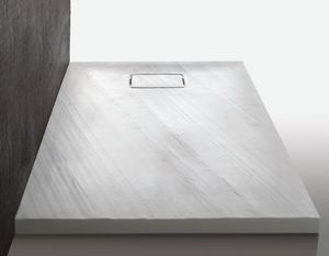 Samo - stone - Piatto Doccia Mobile
