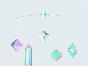 Pa Design - polys mobile - Mobile (decorazione Sospesa)