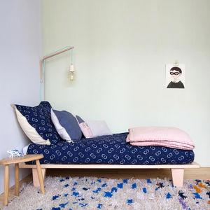 CAMOMILE LONDON - floral rings duvet cover - Copripiumino