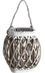 Aubry-Gaspard - lanterne bois et verre - Lanterna Da Esterno