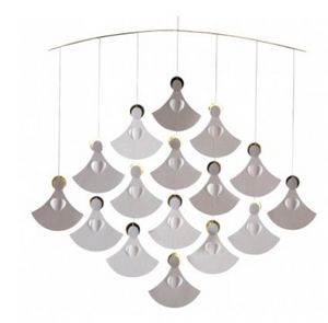 FLENSTED MOBILES - angel chorus - Mobile (decorazione Sospesa)