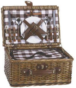 Aubry-Gaspard - valise pique-nique isotherme - Cestino Da Picnic