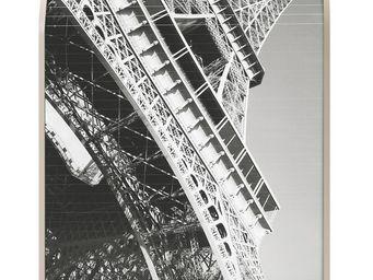 WHITE LABEL - bureau secrétaire à rideau taupe - top n°5 - l 79 - Scrittoio