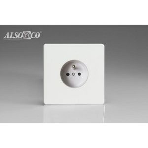 ALSO & CO - single socket - Presa Elettrica