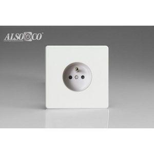 ALSO & CO - single socket - Presa Elettrica