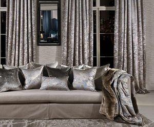 Zinc textile - andromeda... - Tessuto D'arredamento Per Sedie