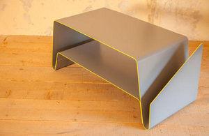 LE POINT D - table basse v - Tavolino Rettangolare