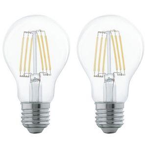 Eglo - ampoules led e27 6w/48w 2700k 550lm - Lampadina A Led