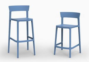 Calligaris - skin-- - Sgabello Da Bar