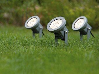 Epi Luminaires - garden - Faretto Da Giardino Con Picchetto
