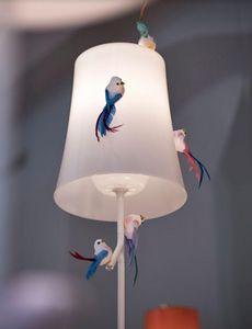 Foscarini - birdie  - Lampada Da Tavolo