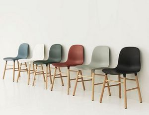 SIMON LEGALD - form chair - Sedia