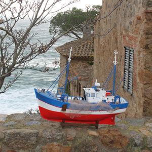Artesania Esteban Ferrer - bateau de pêche - Oggetto Marino