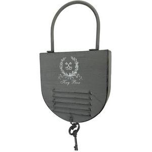 CHEMIN DE CAMPAGNE - cadenas boîte de rangement à clef clefs clé clés m - Armadietto Chiavi