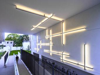 Amado Octavio - applique murale extérieure - Illuminazione Modulare