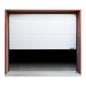 MSW MOTOR TECHNICS -  - Porta Garage A Listelli