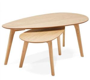 Alterego-Design - stokolm - Tavolini Sovrapponibili