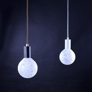 NEXEL EDITION - mosaïk globe de verre - Lampada A Sospensione