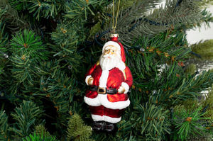 Flamant - hua - Decorazione Per Albero Di Natale