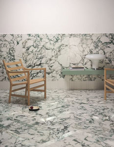 SURFACE - tiger green - Pavimento In Marmo