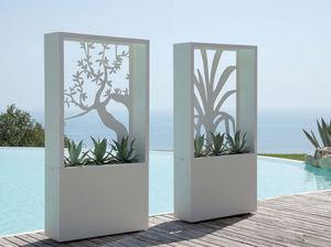 ITALY DREAM DESIGN - --fioriera - Fioriera Con Grata