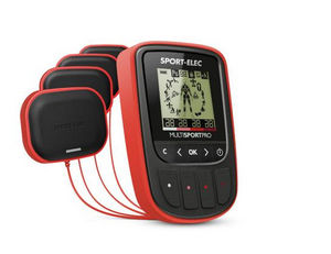 Sport-Elec Institut - multisport pro - Elettrostimolatore
