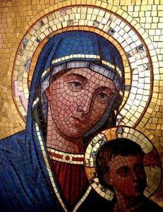 Riproduzione mosaico