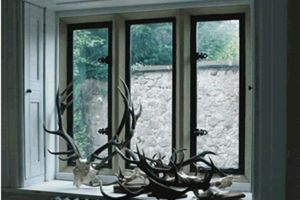 Architectural Bronze Casements -  - Finestra A Battente Unico