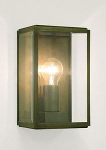 Light Concept - homefield bronze - Applique Per Esterno
