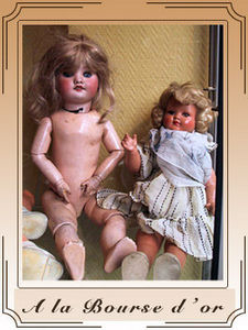 A LA BOURSE D OR -  - Bambola